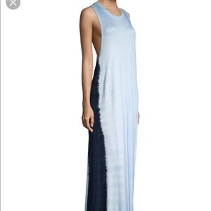 Hudson Dip Dye Racerback Maxi Dress
